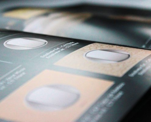 Catalogue pour Lumya - Label Communication