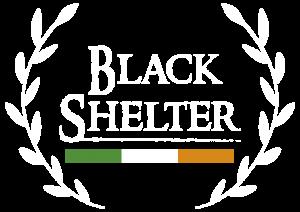Logo Laurier Black Shelter - Label Communication