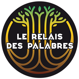 Logo Le Relais des Palabres - Label Communication