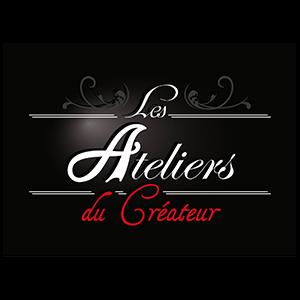 Logo pour Les Ateliers du Créateur - Label Communication