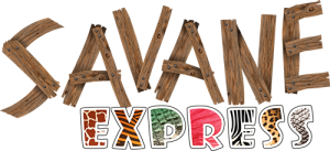 Logo Restaurant Savane Express - Label Communication