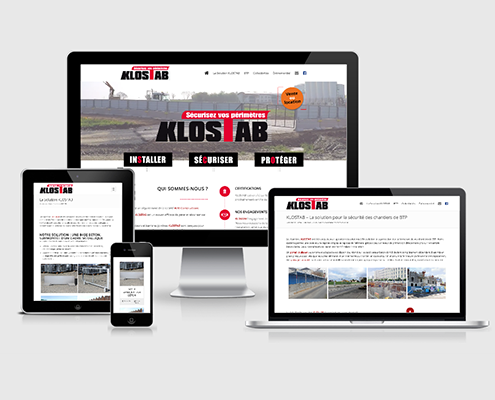 Site internet de KLOSTAB (49)
