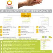 Affiche pour Mutualité Retraite - Label Communication