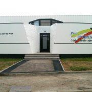 Enseigne et façade pour Paul Turpeau - Label Communication