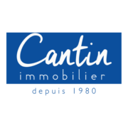 Création de logo pour Cantin Immobilier