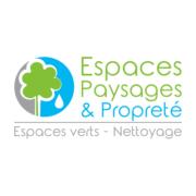 Création de logo pour Espaces Paysages & Propreté