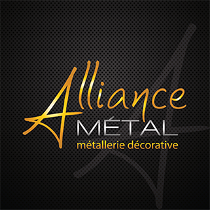 Logo Alliance Métal - Label Communication