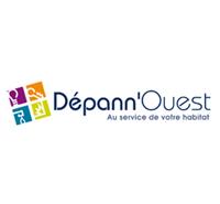 Logo Dépann'Ouest - Label Communication
