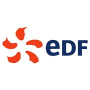 Logo EDF - Label Communication