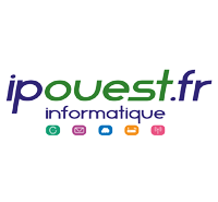 Logo IPOUest.fr - Label Communication