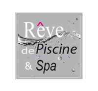 Logo Rêve de Piscine & SPA - Label Communication