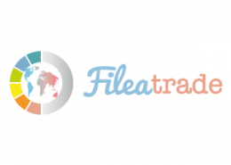 Logo pour Fileatrade - Label Communication