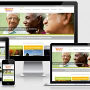 Site internet pour Mutualité Retraite - Label Communication