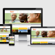 Site internet Mutualité Retraite - Label Communication