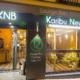 Façade KNB Lounge Bar à Nantes à côté du Radisson Blue Hotel
