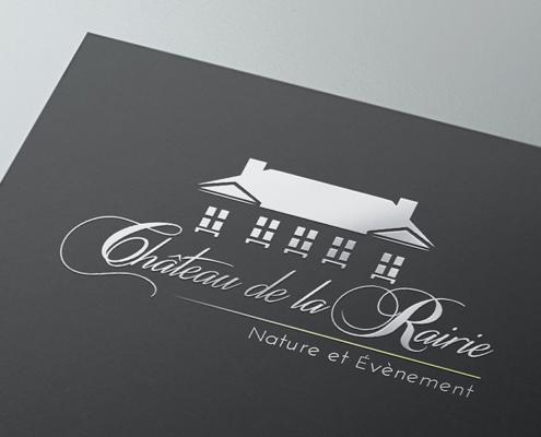 Logo Château de la Rairie