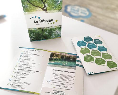 Nouvelle plaquette Reseau Arceis 2018