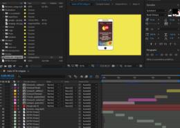 label-communication-montage-vidéo-after-effect